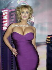 SHYLA STYLEZ 8X12 ORIGINAL PHOTO- 1340- BUSTY LEGEND