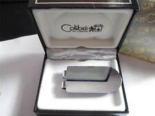 New Colibri High Polished Engravable Silver Money Clip