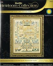 Esther Copp Sampler Bucilla Heirloom Counted Cross Stitch Kit Unopened  2014