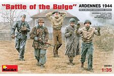 """Miniart 35084 1/35 """"Battle of the Bulge"""" Ardennes 1944"""