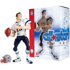 UPPER DECK ALL**STAR VINYL NFL Collection_TOM BRADY figure_Patriots WHITE Jersey