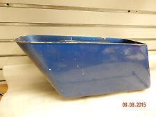Left Lower Saddlebag Harley FLH Shovelhead Vintage Fiberglass Bag Bottom OEM