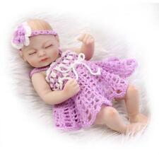 "Reborn Baby Dolls for Sale 11"" Realistic Real Life Baby Doll that Look Real Girl"