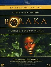 Baraka (2008, REGION A Blu-ray New) BLU-RAY/WS