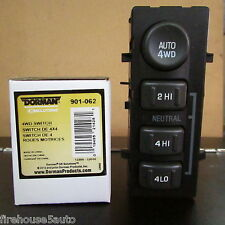 DORMAN 901-062 Silverado/Sierra/Tahoe/Yukon Transfer Case Shift Switch