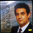 PLACIDO DOMINGO - THE ESSENTIAL DOMINGO VINYL LP AUSTRALIA