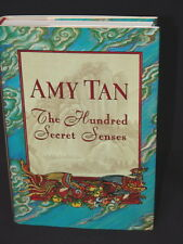 Tan, Amy. The Hundred Secret Senses Autographed Signed, First Edition