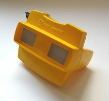 Rare Yellow Model ViewMaster Model J / 10 Belgian Viewer
