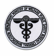Psycho Pass Ministry of Welfare Patch ~ Officially Licensed ~ BRAND NEW
