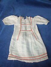 Robe de présentation pour poupée ancienne