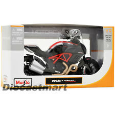 MAISTO 1:12 DUCATI DIAVEL CARBON NEW DIECAST MODEL MOTORCYCLE BLACK/RED