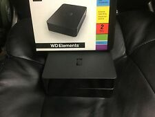 2 - Western Digital Elements Hard Drives | External 1.5 and 2 TB