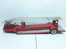 Vintage Tonka Hook and Ladder TFD Fire Truck Trailer Only LOOK!