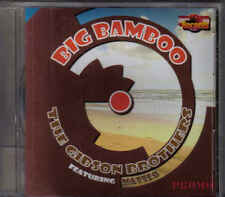 The Gibson Brothers-Big Bamboo Promo cd single