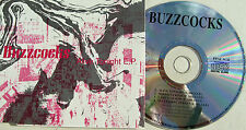 Punk BUZZCOCKS CD Alive Tonight E.P. Serious Crime / Last To Know UK