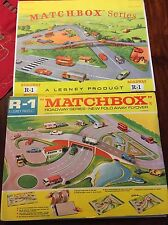 Matchbox R-1B-2&3 Roadway Series OVP excellent Condition 1962/63