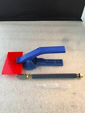TOYO Brass Straight Cutter & Nick's GRINDER MATE Stained Glass Supplies