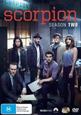 Scorpion : Season 2 (DVD, 2017, 6-Disc Set) R/4
