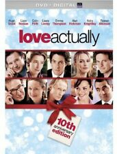 Love Actually [10th Anniversary Edition] (2013, REGION 1 DVD New) WS