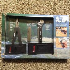 NEW ALLIED MULTI FUNCTION TOOL SET CAMPING HUNTING ARCHERY PLIERS KNIFE WRENCH