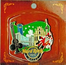 Hard Rock Hotel Macau Cityscape Alternative Magnet