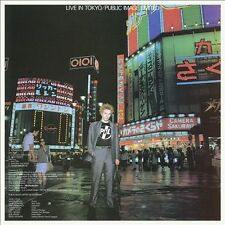 PUBLIC IMAGE LTD Live In Tokyo CD BRAND NEW Remastered