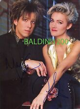 ROXETTE SIGNED 10X8 PHOTO, GREAT STUDIO IMAGE, LOOKS GREAT FRAMED