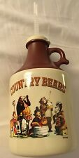 Disney Parks Country Bears Souvenir Jug Brand New Disneyland WDW