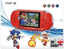 PXP3 16 bit Handheld Game Console Portable Video Game 100+ Games christmas toy