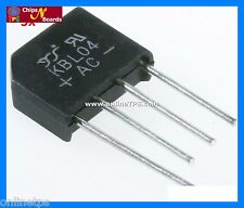 10 Pc Bridge Rectifier KBL04 for DC Power Supply Electronics circuit,DIY