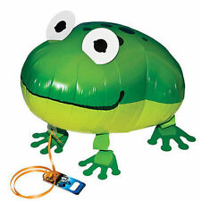 New 1PaysLess Own Pet Balloons Frog Farm Animal