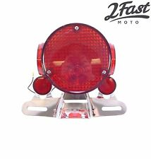 Yamaha TAILLIGHT & MOUNTING BRACKET License Tail Light Lamp GT 1 MX 80 LS LT 2 3