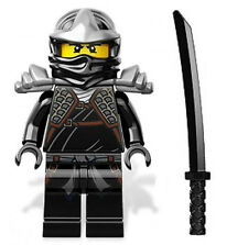 LEGO NINJAGO COLE ZX  Minifigure With Weapon NEW