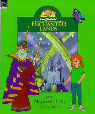 The Magician's Party (Enchanted Lands) By Enid Blyton PAPERBACK