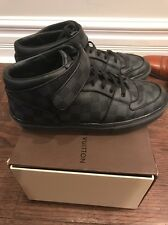Louis Vuitton Acapulco High Top Sneaker Sz 8.5 Preowned Used