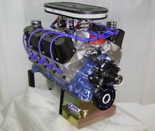 Ford 351W 427CI  Stroker Crate Engine With 580HP Dyno Tested Custom Built