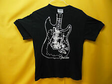 "FENDER GUITARS STRATOCASTER ""THE ROCK & ROLL LIFESTYLE COLLECTIBLE T-SHIRT (M)"