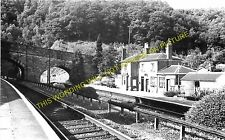 Dinmore Railway Station Photo. Moreton-on-Lugg - Ford Bridge. Hereford Line. (1)