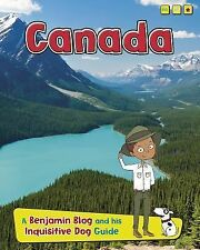 Country Guides, with Benjamin Blog and His Inquisitive Dog: Canada by Anita...