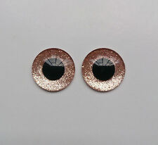 Hand Made Blythe Eye Chips Shining Pink (1 pair)