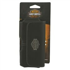 Harley Davidson Leather Case fits Motorola Droid Turbo