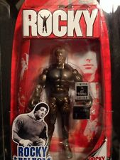 Jakks Pacific Rocky Figure Bronze Statue LIMITED EDITION OF 1000 UKG 80 V Rare