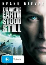 The Day The Earth Stood Still (DVD, 2009) LIKE NEW .... R4