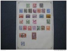 timbres colonie Française : Tunisie lot 1888 - 1929