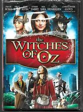 THE WITCHES OF OZ (DVD)-BRAND NEW-WIDESCREEN-CHRISTOPHER LLOYD-FREE SHIPPING!