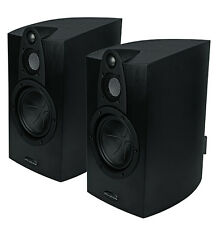 Wharfedale Jade 1 SPEAKERS (Brand New) Black Oak (RRP £599) Save 35%