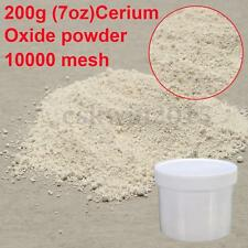 200g Super Fine Cerium Oxide Glass Polishing Powder 10000 Mesh Scratch Remove