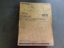 Caterpillar D6R Series III Track-Type Tractor Parts Manual  SEBP4450