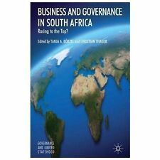 NEW - Business and Governance in South Africa: Racing to the Top?