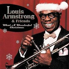 What A Wonderful Christmas, Louis Armstrong, Acceptable CD
